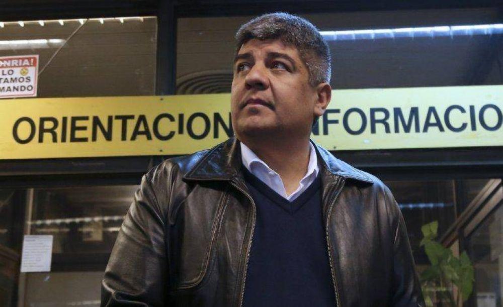 Moyano ampliará la denuncia contra Macri por presionar a la Justicia para detenerlo