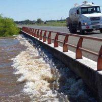 Coronda espera hace 9 años una obra hídrica provincial