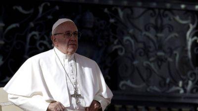 """El Papa: """"La Iglesia también sufre las colonizaciones ideológicas"""""""