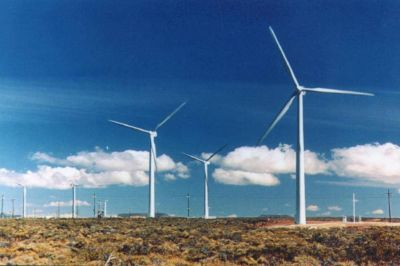 YPF empezó a construir un parque eólico de US$144 millones en Azul