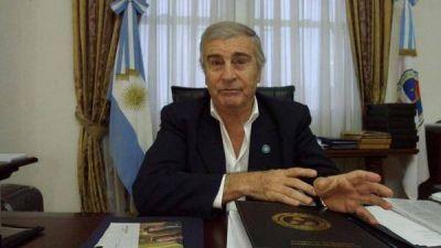 Oscar Aguad: