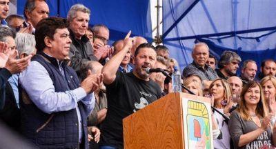 El peronismo bonaerense festejó el Día del Militante con llamados a la unidad para 2019