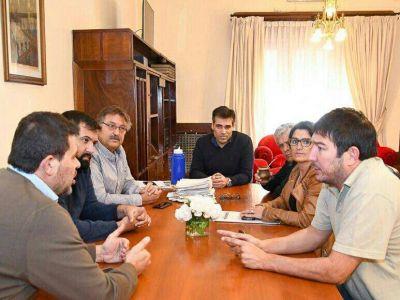 Casino: Destacan el compromiso de López por la continuidad en Necochea