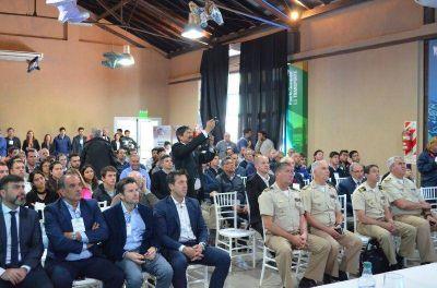 Primer Congreso de Protección y Seguridad Portuaria
