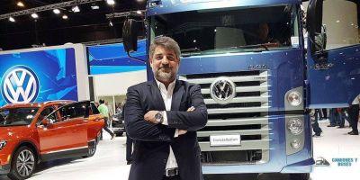 20 años de Volkswagen Camiones y Buses en Argentina: el balance de Federico Ojanguren
