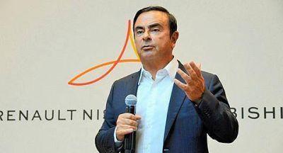 Arrestan al presidente de Renault y Nissan por irregularidades financieras