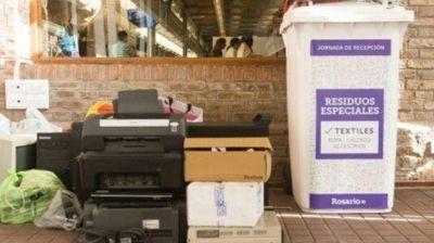La recepción de residuos informáticos se incrementó más de 2.000 por ciento en 7 años