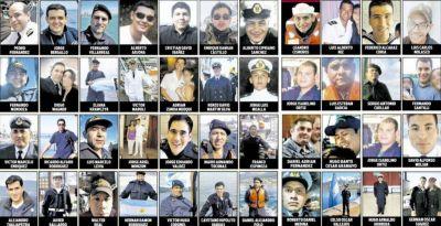 Arroyo propuso que 44 calles de la ciudad lleven los nombres de los tripulantes del ARA San Juan