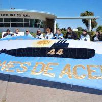 """ARA San Juan: """"Reflotarlo es la única forma de que descansen en paz"""""""