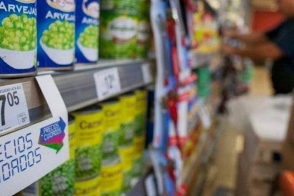 Precios Cuidados por encima del nivel de inflación: los productos del programa aumentaron hasta un 52%