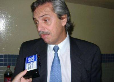 Alberto Fernández opinó sobre las elecciones 2019:
