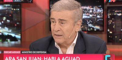 """Oscar Aguad, sobre el hundimiento del ARA San Juan: """"Es probable que haya sufrido dos explosiones"""""""