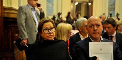 Magistratura: juran los nuevos consejeros, tras una derrota del Gobierno