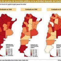 Por qué la obra pública rinde en Buenos Aires pero no sirve en Santa Cruz o La Rioja