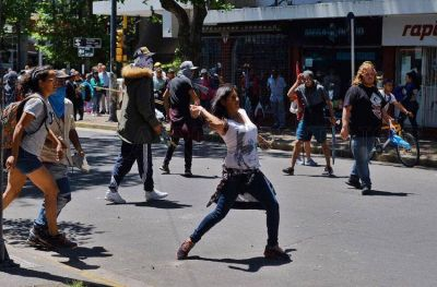 """El Municipio recurrirá a la Justicia para denunciar """"a los violentos"""""""