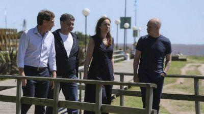 Larreta y Vidal vuelven a mostrarse juntos en medio de la interna de Cambiemos