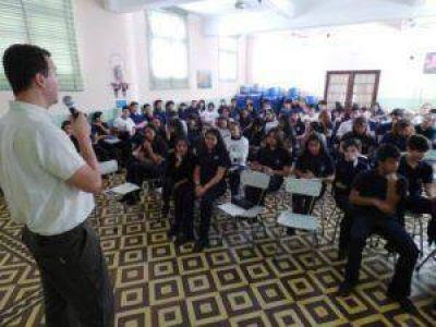 Educación ambiental en las escuelas