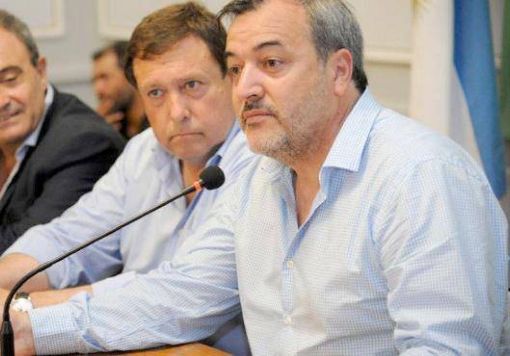 El Gobernador Weretilneck recibe oficialmente a ATE