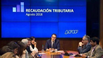 Una misión del FMI revisó la recaudación de la AFIP