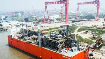YPF exportará gas licuado por u$s 200 millones al año