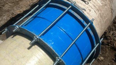 Repararon el acueducto que afectó a San Antonio y Carlos Paz