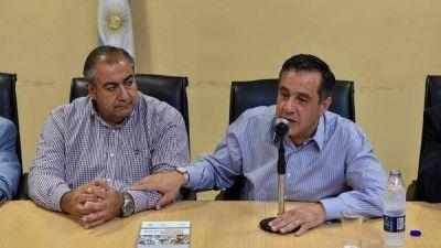 El Gobierno firmó convenios con la CGT y la Cámara de la Construcción para fortalecer la formación de los trabajadores