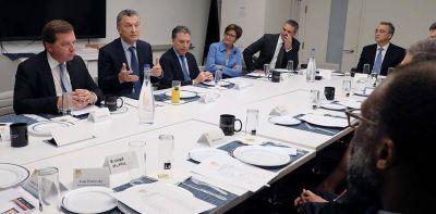 Un informe a medida de Mauricio Macri: la economía repunta en marzo