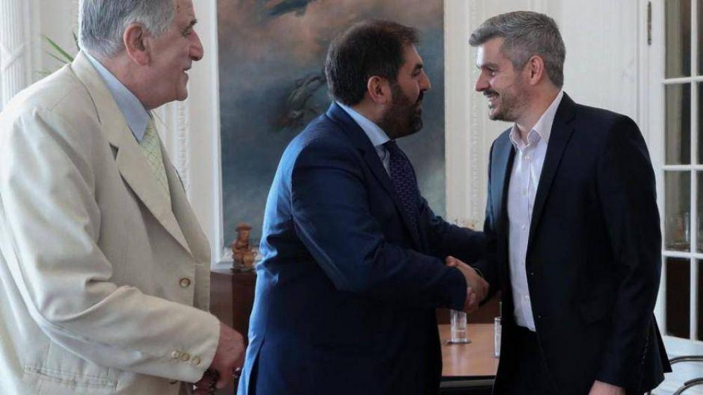La comunidad islámica le pidió a Peña no importar la crisis de medio oriente