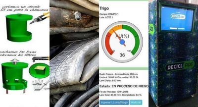 De Ushuaia a La Quiaca: 15 ideas que apuestan a un futuro más limpio y renovable