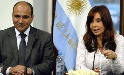 Elecciones 2019: Manzur se diferencia del PJ no K y busca la unidad con Cristina Kirchner adentro