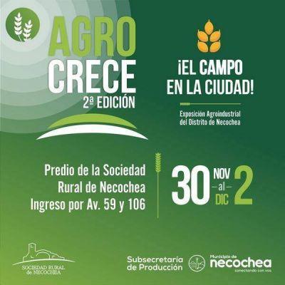 Nueva fecha para la segunda edición de AgroCrece