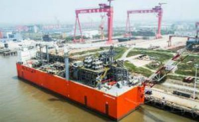 YPF exportará GNL por u$s 200 millones anuales desde 2019