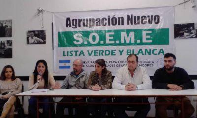 Fuertes críticas a la intervención del SOEME tras anuncio de bono para empleados del gremio