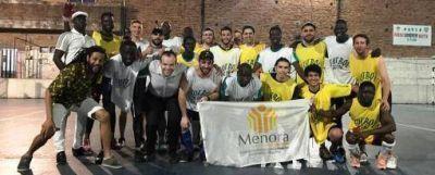 Fútbol por la paz y la fraternidad: Senegaleses musulmanes y argentinos judíos