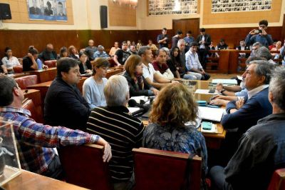 Llaman a legisladores provinciales a no dar quórum por el presupuesto