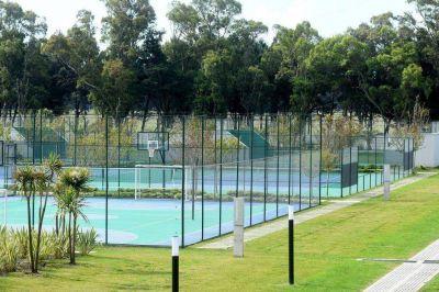 Se inaugura el Parque Santa Clara