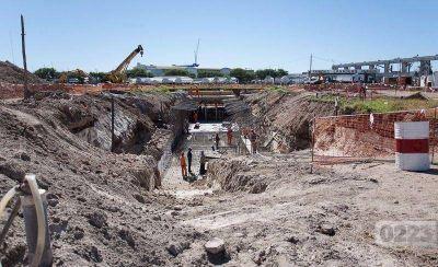 Apuntan a un funcionario de Vidal por la subejecución de obras vitales para Mar del Plata