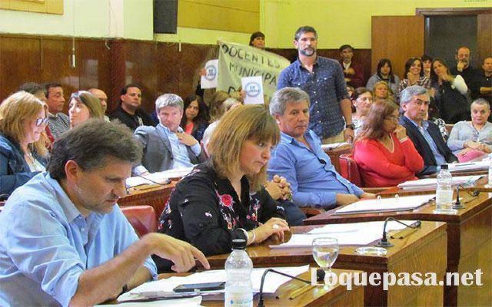 El 4 de diciembre será la interpelación a Mourelle y Distéfano