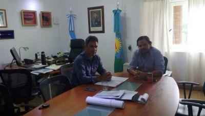 Positiva reunión entre Protección Ciudadana y Planificación de la Provincia