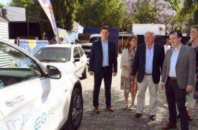 Santa Fe tendrá la primera autopista eléctrica de Argentina