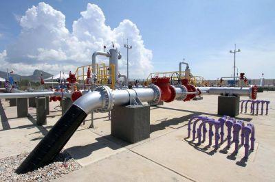 Ya hay 18 pedidos para exportar gas