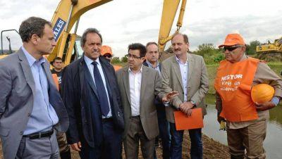 Inundación #2A: Investigan a Scioli y Bruera por el destino de fondos solidarios