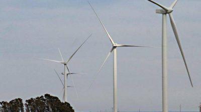 Desembarca la energía eólica y sale a buscar su despegue
