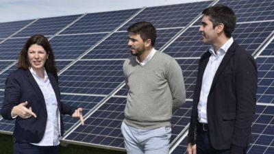 """""""Para mediados de 2019 va a haber 28 parques solares en la provincia"""""""