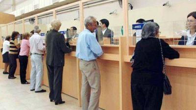 Desde el alfonsinismo reclaman que jubilados y pensionados perciban el bono de fin de año