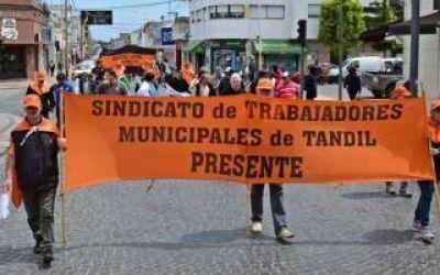 Municipales de Tandil cerraron Paritaria 2018 y alcanzan un aumento del 41%