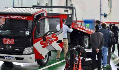 Hino realizó su primera capacitación HTC para carroceros en Córdoba