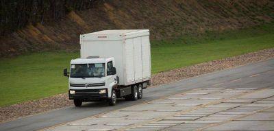 Volkswagen presentó el camión e-Delivery 100% eléctrico de 13 toneladas