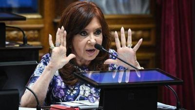 Los curiosos senderos por donde transita el cerebro de Cristina Kirchner