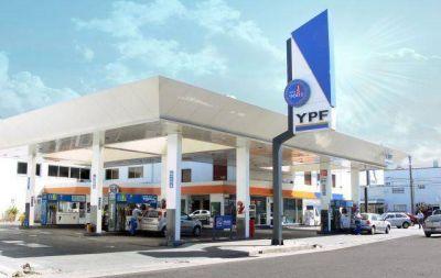 Crece la instalación de cajeros automáticos en las Estaciones de Servicio YPF